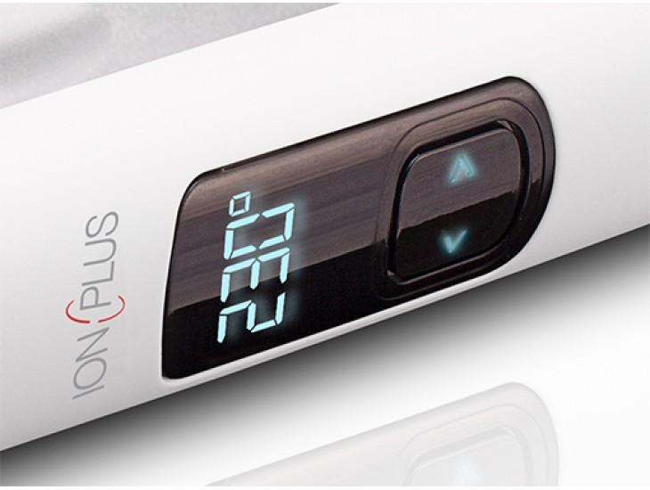 Выпрямитель волос Ga.Ma P11.CP1NOVADLTI. Дисплей и терморегулятор