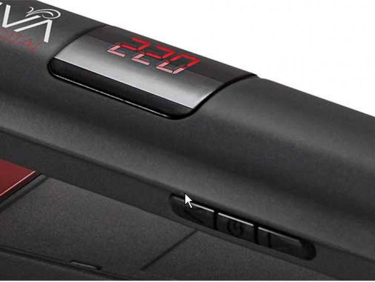Ga.Ma P21.CP9DLTO. Выпрямитель волос с турмалиновым покрытием пластин, лазер-ионной системой и терморегулятором.
