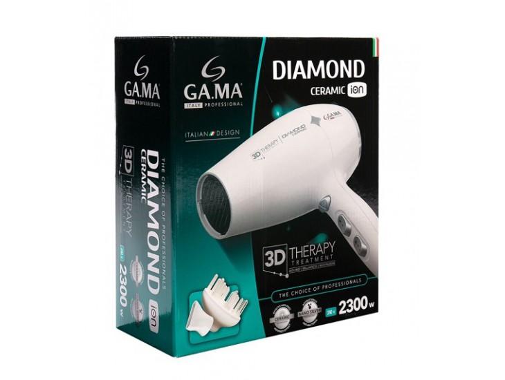 Ga.Ma Diamond Ceramic Ion 3D GH 0302