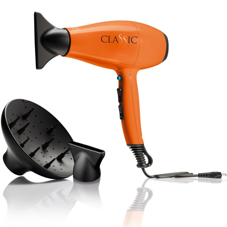 Профессиональный фен Ga.Ma Classic Orange (A11.CLASSIC.AR)