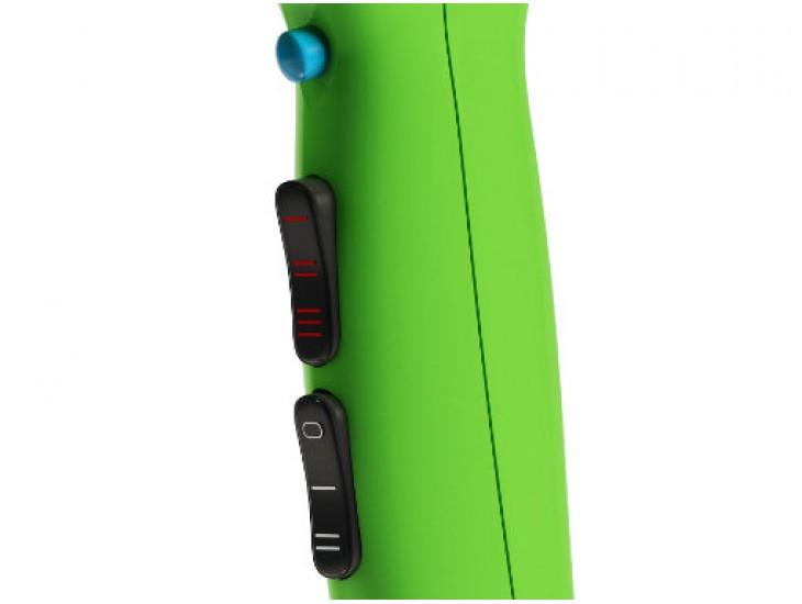 Профессиональный фен Ga.Ma Classic Nero (A11.CLASSIC.VR)ю Удобная ручка.