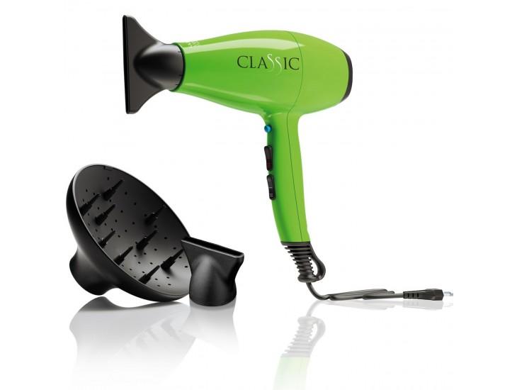 Профессиональный фен Ga.Ma Classic Verde (A11.CLASSIC.VR)