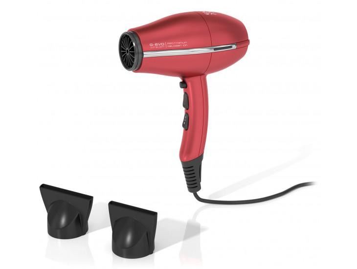 Профессиональный фен Ga.Ma G-Evo 3800 Red