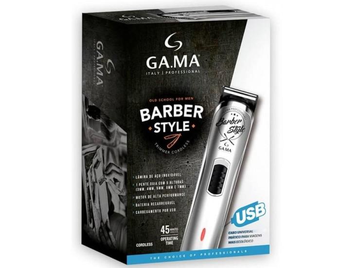 Триммер для стрижки бороды Ga.Ma GT 527 Barber Style
